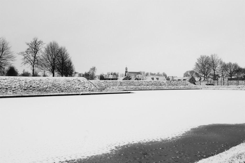 Seeuw in Nieuwpoort - J. v.d. Jagt